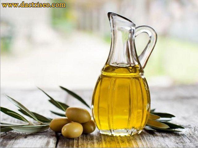 Cách trị sẹo lõm bằng dầu Ô Liu